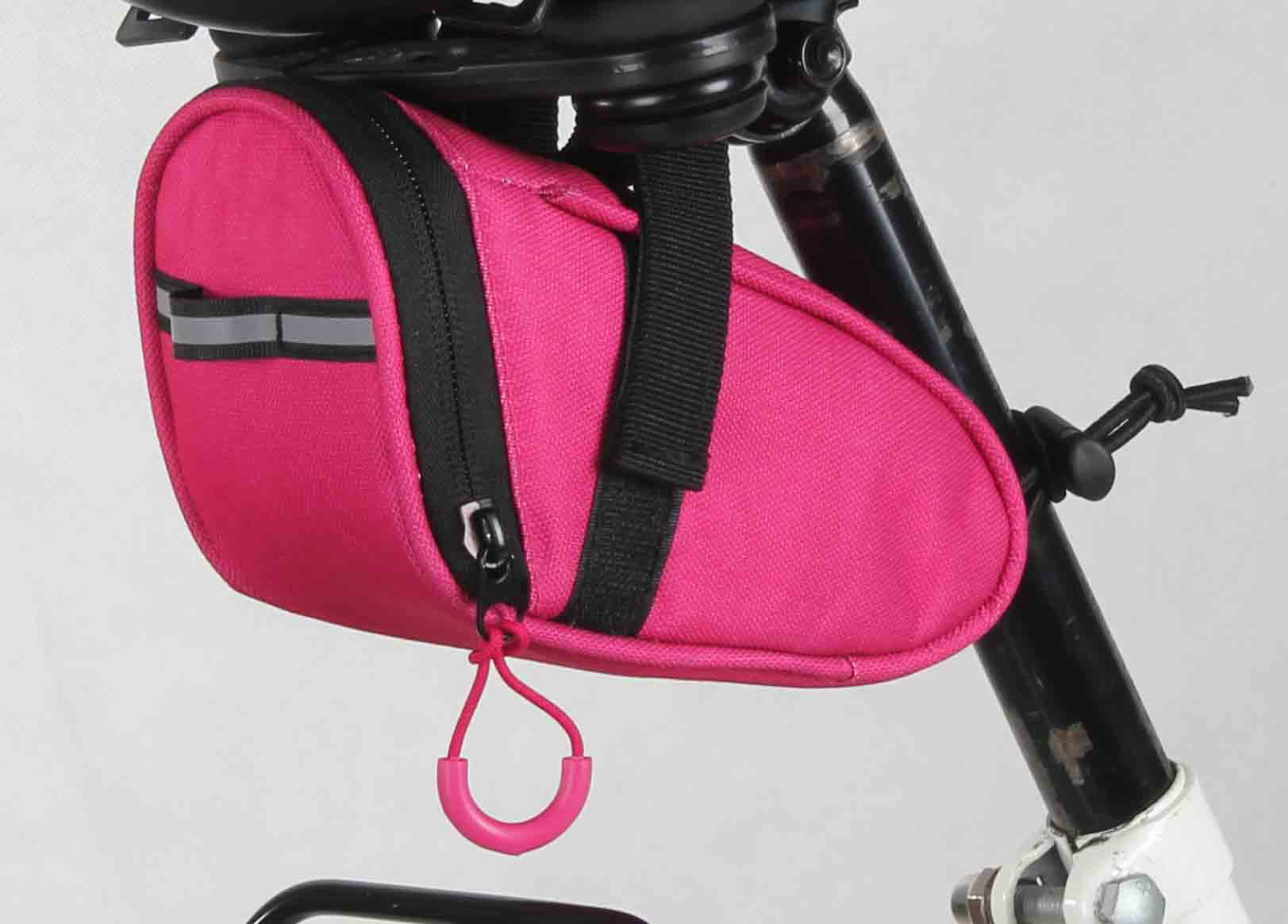 Small Saddle Bag Bicycle Seat Oem